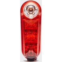 Cateye Sync Kinetic 50 Rear Bike Light - Red, Red