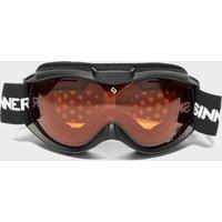 Sinner Toxic Goggles, Black