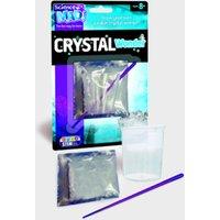 Science Mad Crystal Wonder - Silver/Wonder, Silver/WONDER