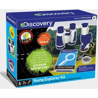 Discovery Young Explorer Set - Blue, Blue