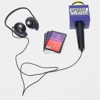 Hasbro Speech Breaker - Purple, Purple