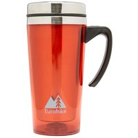 Eurohike Tall Insulated Mug, Red
