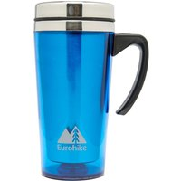 Eurohike Tall Insulated Mug - Blue, Blue