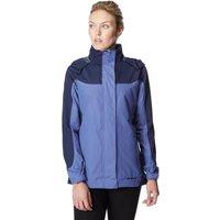 Peter Storm Womens Bowland Waterproof Jacket, Blue