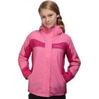 Peter Storm Girls Insulated Waterproof Jacket, Pink