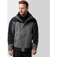 Peter Storm Mens Lakeside 3 in 1 Jacket, Grey