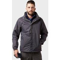 Peter Storm Mens Storm Waterproof Jacket, Grey