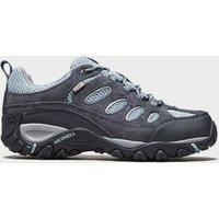 Merrell Womens Faraday Waterproof Shoe, Blue/Grey