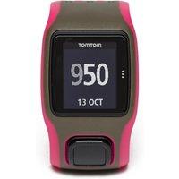 Tom Tom Multi-Sport GPS Watch, Pink