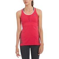 Adidas Womens SuperNova Support Tank Top, Pink