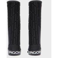 Ergon Ge1 Evo Bike Grips - Black/Black, Black/BLACK