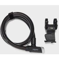 Squire Locks Mako Plus 251200 Cable, Black