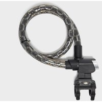 Squire Locks Mako Conger Chain Combination, Black