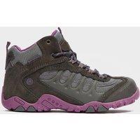 Hi Tec Girls' Penrith Waterproof Walking Boot, Grey