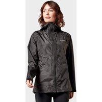 Hi Tec Womens Kara Waterproof Jacket - Black, Black
