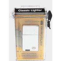 True Utility Firewire Classic Lighter, Silver/S