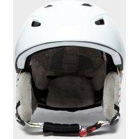 Manbi Junior Park Ski/Board Helmet, White