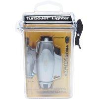 True Utility TurboJet Lighter, Silver