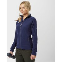 Berghaus Womens Arnside Full-Zip Fleece Jacket, Navy
