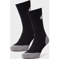 Peter Storm Double Layer Socks - 2 Pack, Black