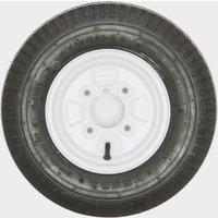 Maypole Trailer Wheel And Tyre  Black