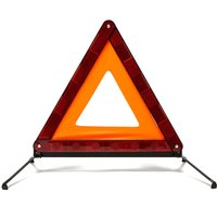 Mountney Warning Triangle, Red