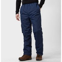 Peter Storm Mens Storm Waterproof Trousers, Navy