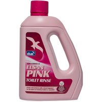 Elsan Pink Rinse, Assorted