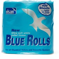 Elsan Blue Rolls 4 Pack - Blue, Blue