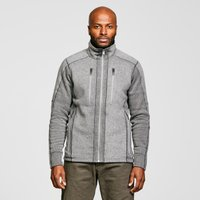 Kuhl Men's Interceptr Fleece Jacket, Grey