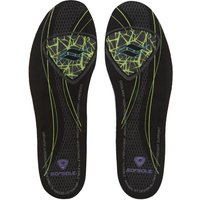 Sof Sole Thin Fit Insole, Black