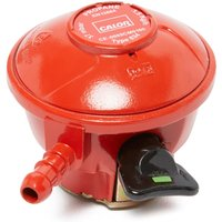 Calor Gas Patio Gas 27mm Clip-On Regulator, Red