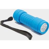 Eurohike 9 LED Torch, Blue