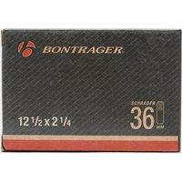 Bontrager Standard Rubber Tubes 12.5 x 12.25 - Black, Black