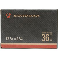 Bontrager Standard Rubber Tubes 12.5 x 12.25, Black