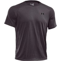 Under Armour UA Tech Patterned Short Sleeve T-Shirt, Grey