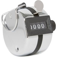 Eurohike Tally Counter - Silver, Silver