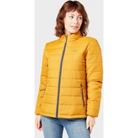 Freedom Trail Women's Blisco Padded Jacket, Yellow