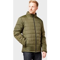 Freedom Trail Men's Blisco Padded Jacket, Khaki