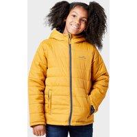 Freedom Trail Kids' Blisco Padded Jacket, Yellow