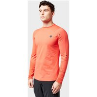 Under Armour Men's UA Rush Long Sleeve Tee, BRD/BRD