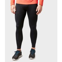 Under Armour Men's UA Rush ColdGear Run Tights, Black