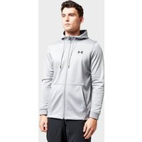 Under Armour Men's Armour Fleece Full-Zip Hoodie, Grey