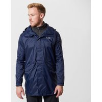 Peter Storm Mens Parka In A Pack, Navy