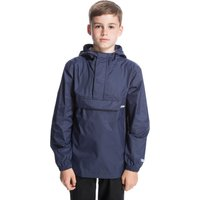 Peter Storm Kids Unisex Packable Cagoule, Navy