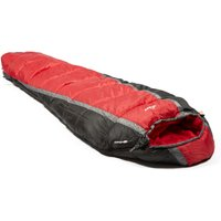 Vango Sennen 250 Sleeping Bag, Red