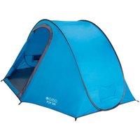 Vango Pop-Up 200 2 Man Tent, Blue