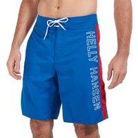 Helly Hansen Mens Logo Swim Shorts, Blue