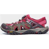 Merrell Womens Allout Blaze Sieve Shoe, Pink