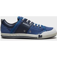 Merrell Mens Rant Shoe, Blue